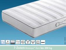 Dura 200 KS / 7-Zonen Waterpur Dura 200 KS / bis 200 kg