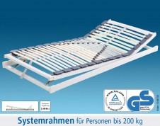 Systemrahmen Dura Zon / verstellbar / bis 200 kg
