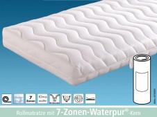 Gerry Wp /Rollmatratze mit 7-Zonen-Waterpur Kern