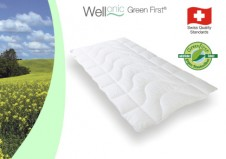 """WELLONIC Green First Decke / die """"Empfehlenswerte"""""""