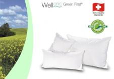 """WELLONIC Kissen Green First / das """"Empfehlenswerte"""""""