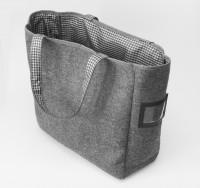 Wellness-Tasche BERGAMO / 44x35 cm